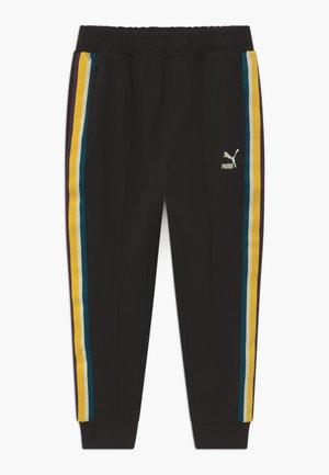 PUMA X ZALANDO TAPE - Pantalones deportivos - black