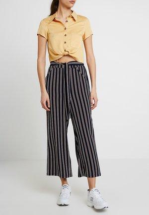 PCNELLIE - Trousers - navy blazer