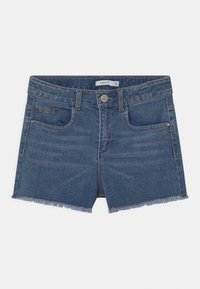 Name it - NKFRANDI - Denim shorts - medium blue denim - 0