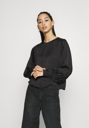 ONLRUBY LIFE - Blouse - black