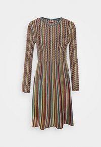 M Missoni - Jumper dress - multicolor - 3