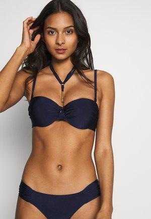 RHAPSODY BALCONY - Bikini top - midnight blue