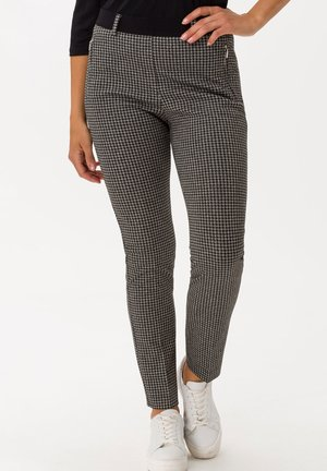 STYLE LILLYTH - Trousers - black
