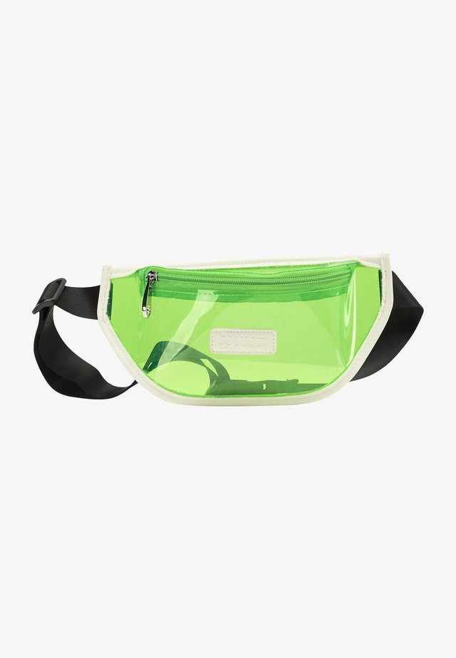 Bum bag - neon green