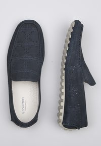 TJ Collection - Slip-ons - navy - 1