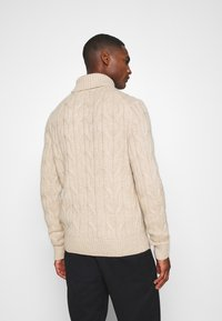Pier One - Strickpullover - off-white - 2