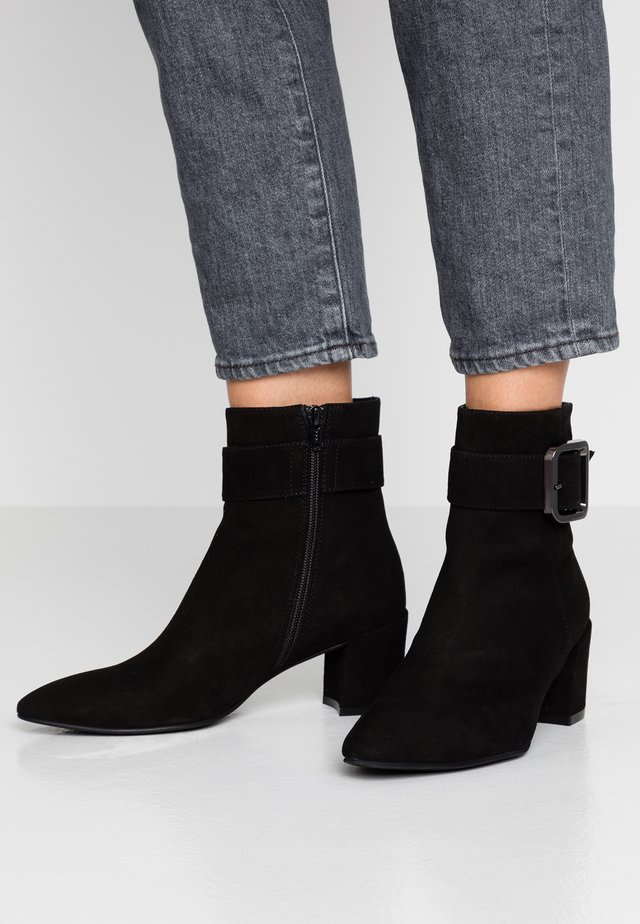 VERONA - Støvletter - black