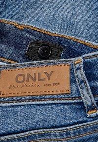 Kids ONLY - Denim shorts - medium blue denim - 2