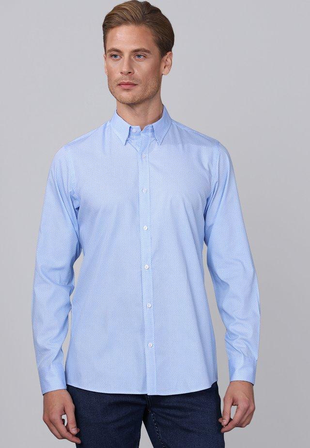 Camicia - l blue