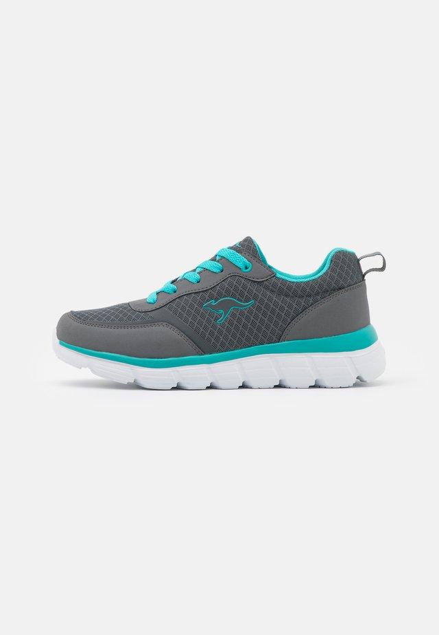 KR MILD - Sneakers laag - steel grey/ocean