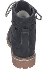 Rieker - Šněrovací kotníkové boty - gray - 2