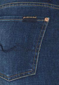 7 for all mankind - ROXANNE ANKLE UNROLLED - Slim fit jeans - lexington - 2