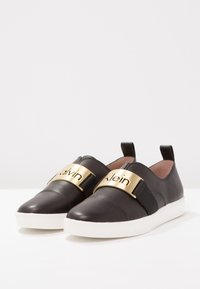 Calvin Klein - ILONA - Loaferit/pistokkaat - black - 3