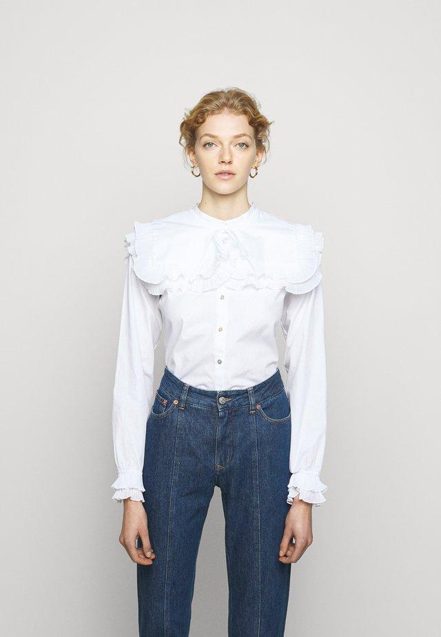 POSY EDITOR - Camicia - white