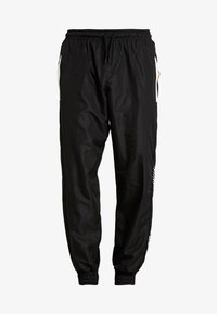 Penn - MENS GRAPHICA TRACK PANT - Tracksuit bottoms - black - 4