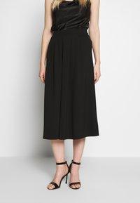 Anna Field - BASIC - A-line skirt - black - 0