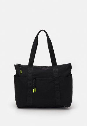 BRAND BAGS - Velká kabelka - black