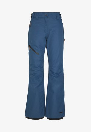 CURLEW - Snow pants - blue