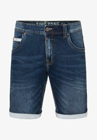 Timezone - SCOTTY - Denim shorts - light aged wash - 1