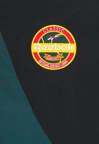 Reebok Classic - VINTAGE TRACKTOP - Träningsjacka - black/forest green - 2