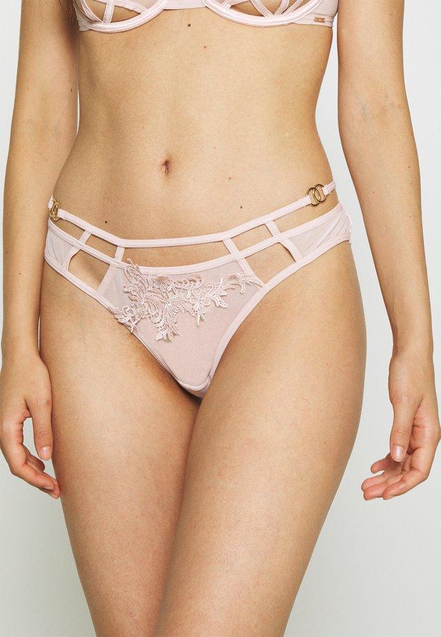 PRISCILLA BRIEF - Briefs - pale pink
