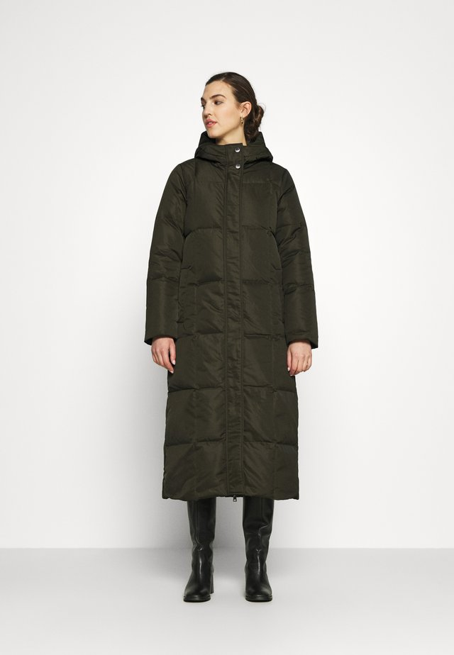 LUCY - Down coat - army