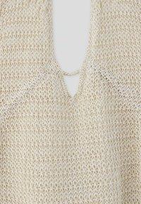 PULL&BEAR - Day dress - mottled beige - 5