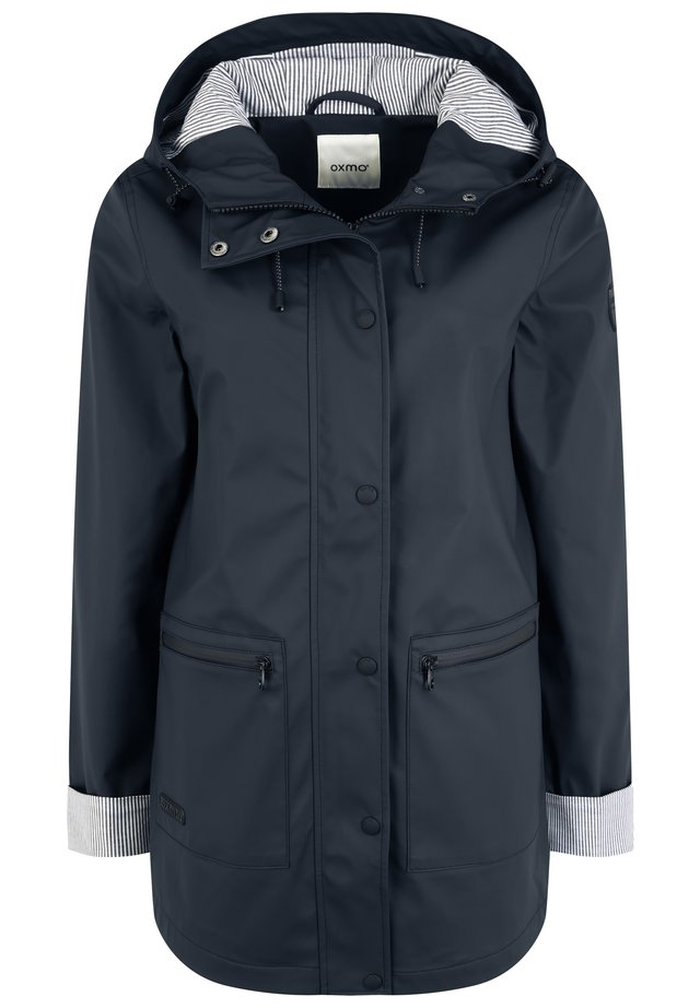 BECKY - Waterproof jacket - dark blue