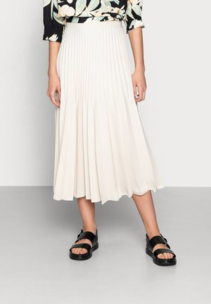 A-line skirt - offwhite