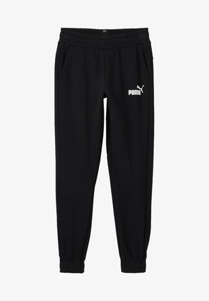 LOGO PANTS - Pantalon de survêtement - black