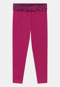 Nike Sportswear - PRINTED - Legginsy - fireberry - 1