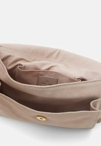 Anna Field - LEATHER - Across body bag - taupe - 2