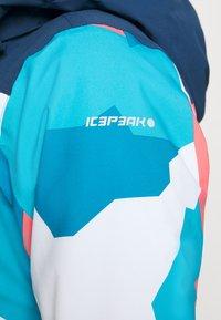 Icepeak - CALERA - Skijakke - turquoise - 7