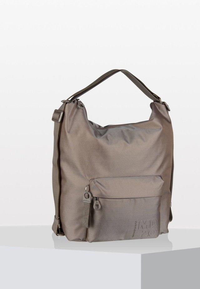 LUX - Handbag - taupe