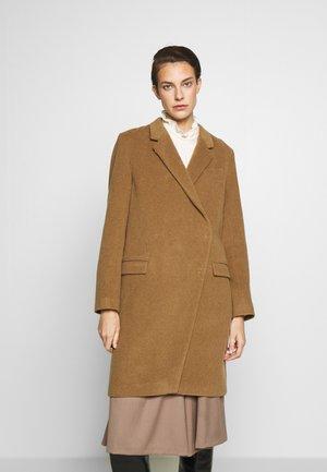 ANISSA - Zimní kabát - camel