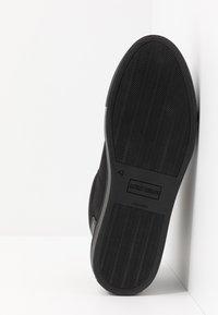Antony Morato - MID METAL - Sneakers hoog - black - 4