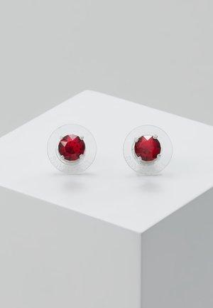 ATTRACT STUD - Earrings - scarlet
