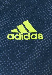 adidas Performance - TEE  - Triko spotiskem - blue - 7
