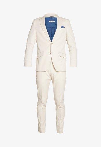 SUIT - Suit - beige