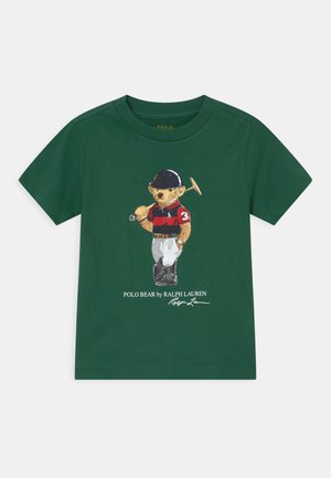 Camiseta estampada - stuart green