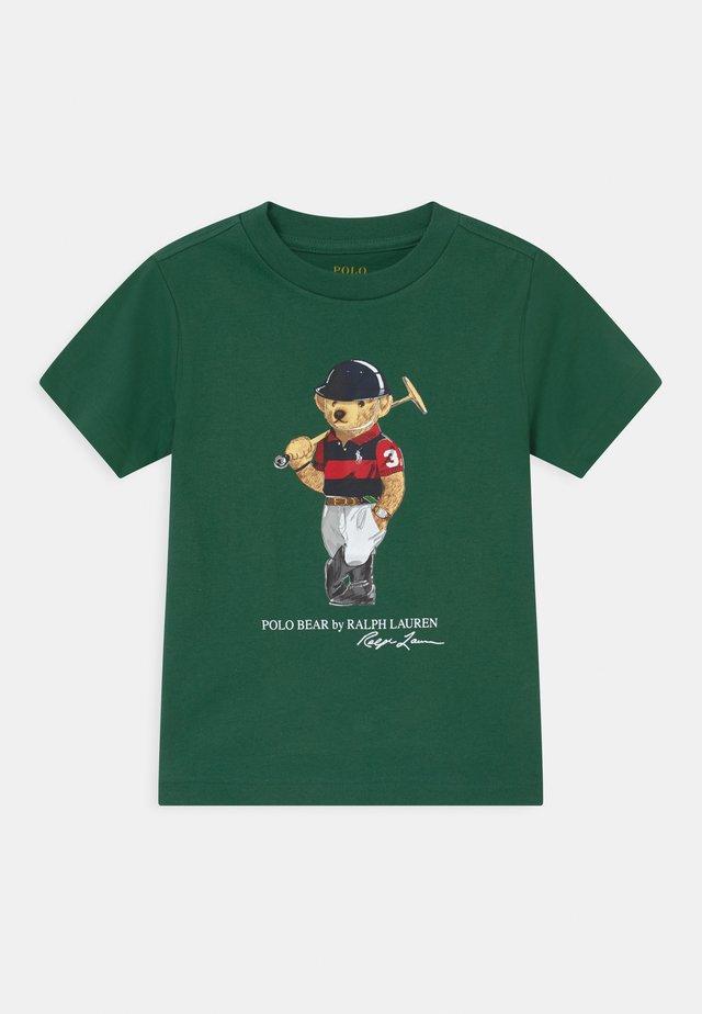 T-Shirt print - stuart green