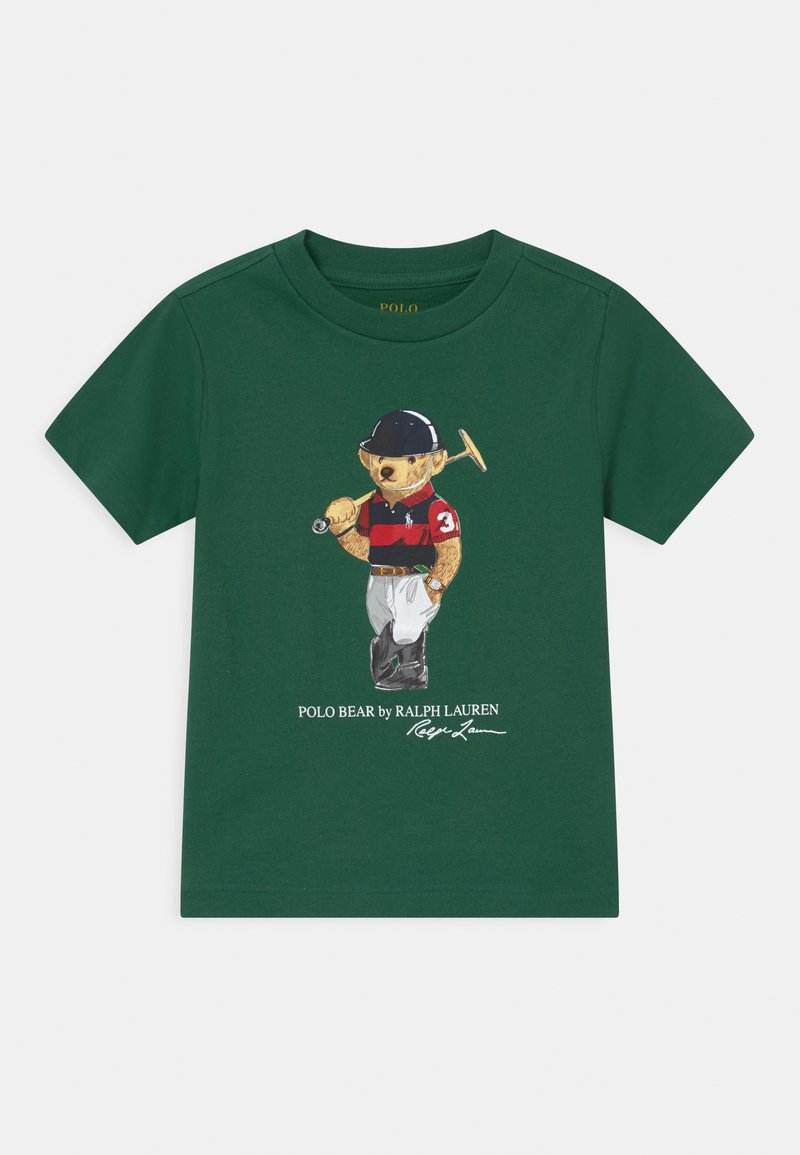 Polo Ralph Lauren - T-shirt con stampa - stuart green