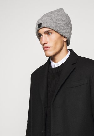 BEANIE - Čepice - light grey melange