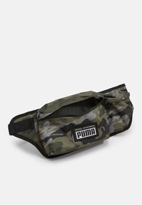 Puma - ACADEMY MULTI WAIST BAG UNISEX - Bum bag - forest night - 2