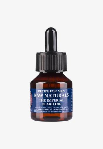 RAW NATURALS BREWING - Beard oil - not defined