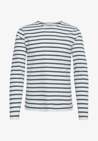 Casual Friday - CFSVEND NORMANDIE  - Sweatshirt - bistro green - 6