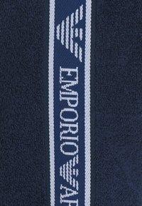 Emporio Armani - BATHROBE - Dressing gown - navy blue - 2