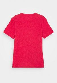 GAP - BOY SHIELD TEE - Print T-shirt - pure red - 1