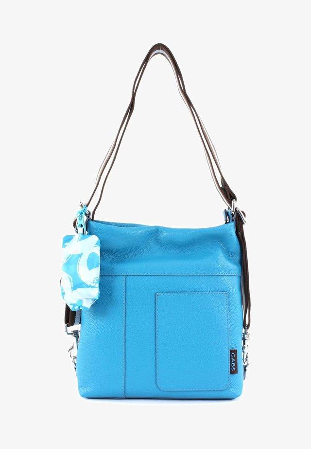 Handbag - turquoise