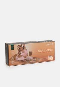 Bahe - ECO YOGI 4MM SET  - Fitness/jóga - oat - 5